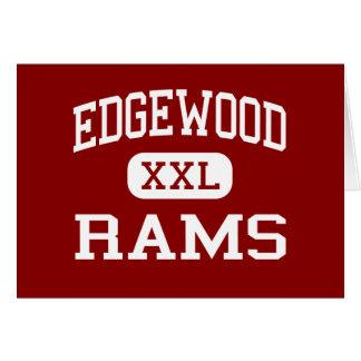 Edgewood - espolones - centro - Edgewood Maryland Tarjeton