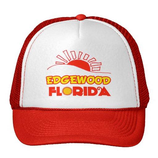 Edgewood, Florida Mesh Hats