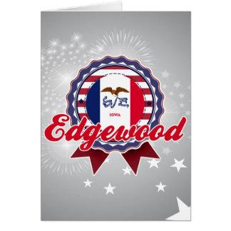 Edgewood, IA Tarjetas