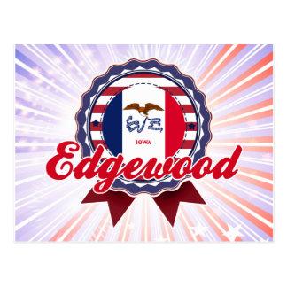 Edgewood, IA Tarjetas Postales
