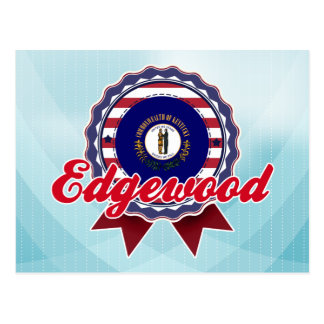 Edgewood, KY Tarjeta Postal