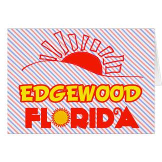 Edgewood, la Florida Tarjeton