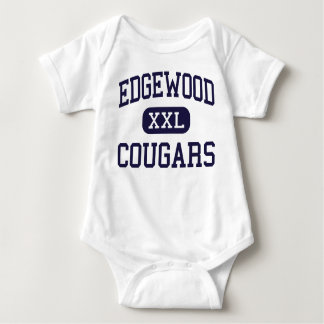 Edgewood - pumas - High School secundaria - Poleras