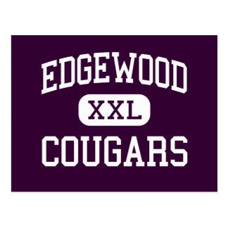 Edgewood - pumas - High School secundaria - Postal