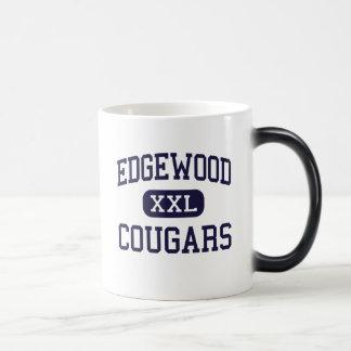Edgewood - pumas - High School secundaria - Taza Mágica