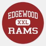 Edgewood - Rams - Middle - Edgewood Maryland Stickers