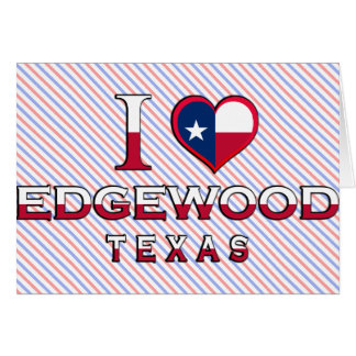 Edgewood, Tejas Felicitacion