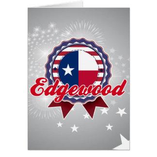 Edgewood, TX Felicitaciones