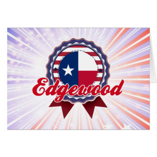 Edgewood, TX Tarjeta