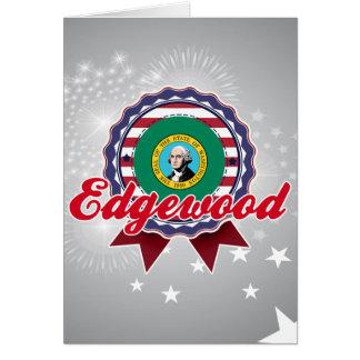 Edgewood, WA Tarjeta