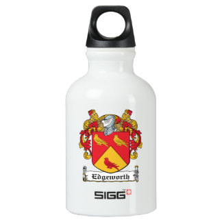 Edgeworth Family Crest Water Bottle