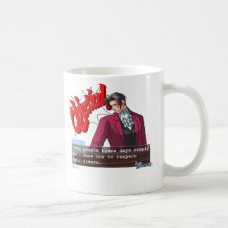 "Edgeworth - ""Respect"" Coffee Mug"