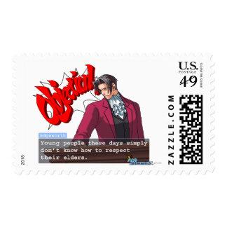 "Edgeworth - ""Respect"" Postage Stamp"