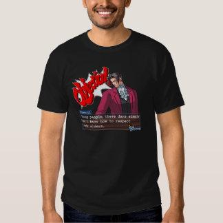 "Edgeworth - ""Respect"" Shirt"