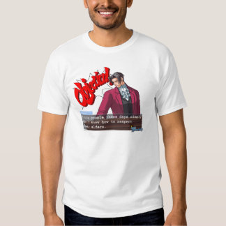 "Edgeworth - ""Respect"" T-shirt"