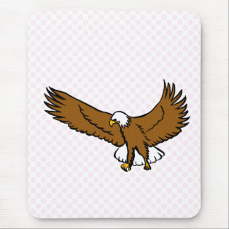 Edgie Eagle Mouse Pad