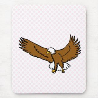 Edgie Eagle Mouse Pad