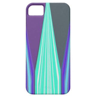 Edgy Blue art iPhone SE/5/5s Case