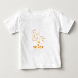EDI & THE WOLF T SHIRT