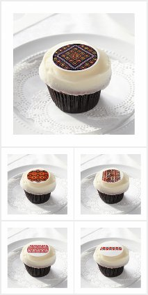 Edible Frosting Rounds