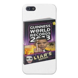 Edición de los mentirosos de Obama del récord mund iPhone 5 Coberturas