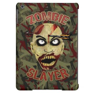 Edición del cazador del asesino del zombi carcasa para iPad air