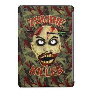 Edición del cazador del asesino del zombi carcasa para iPad mini retina