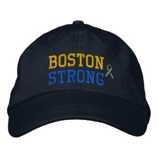 Edición fuerte de la cinta de Boston Gorra De Beisbol