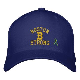 Edición fuerte de la cinta de Boston Gorras De Beisbol Bordadas