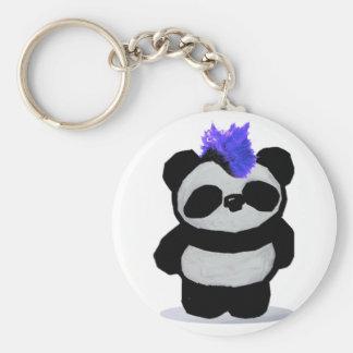 Edición grande 2010 de la panda llavero