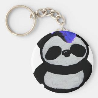 Edición grande 2010 de la panda llaveros