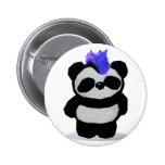 Edición grande 2010 de la panda pins
