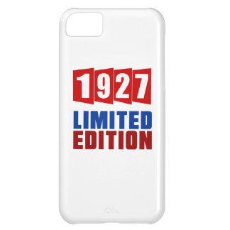 Edición limitada 1927 funda para iPhone 5C