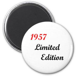 Edición limitada 1957 imán redondo 5 cm