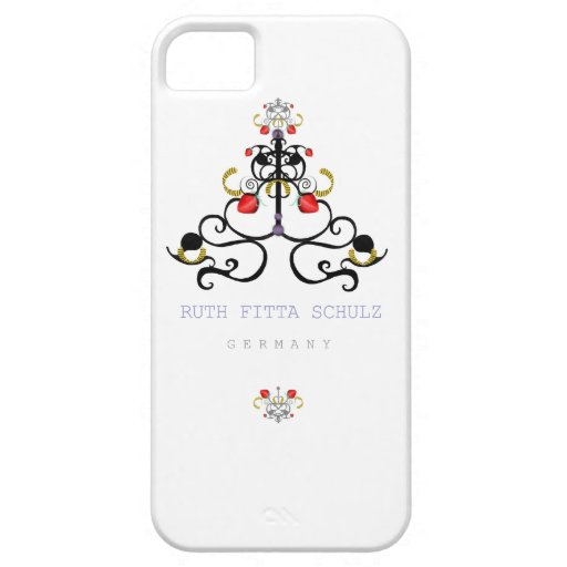 Edición limitada 2013 de Rupydetequila Funda Para iPhone 5 Barely There