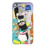 Edición limitada 2014 de Rupydetequila Funda Para iPhone 6 Barely There