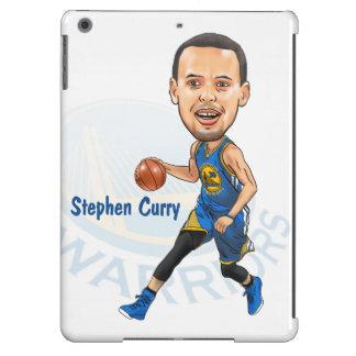 Edición limitada - caso de la caricatura del curry funda para iPad air
