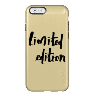 edición limitada funda para iPhone 6 plus incipio feather shine