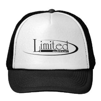 Edición limitada gorras de camionero