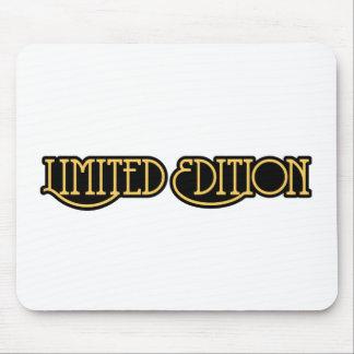 Edición limitada mouse pad