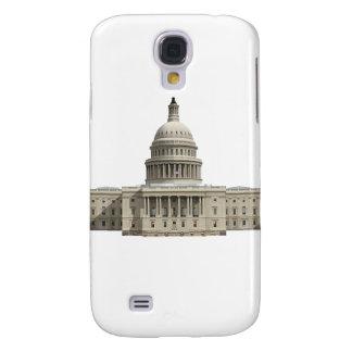 Edificio capital de los E.E.U.U.: Washington DC Funda Para Galaxy S4