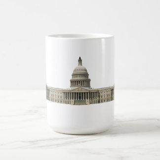 Edificio capital de los E.E.U.U.: Washington DC Taza