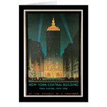 Edificio central de Nueva York, febrero de 1930 Felicitaciones