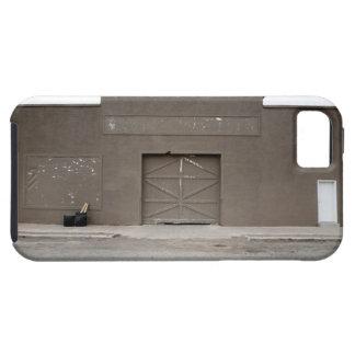 Edificio de almacenamiento, Marfa, el condado de P iPhone 5 Fundas