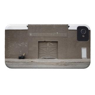 Edificio de almacenamiento, Marfa, el condado de P Case-Mate iPhone 4 Carcasa