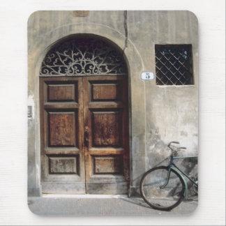Edificio de ciclo de Italia del ciclo de la Tapete De Ratón