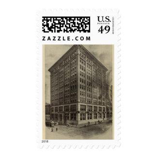 Edificio de Corbett, Portland, Oregon Sellos