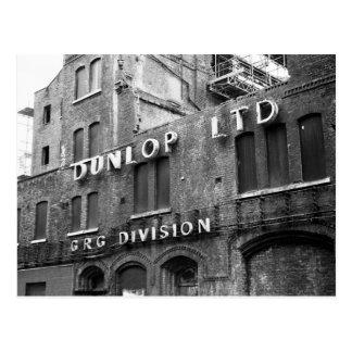 Edificio de Dunlop, Manchester Postales
