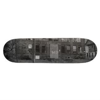"""Edificio de fabricación abandonado patineta 7 3/8"""""""