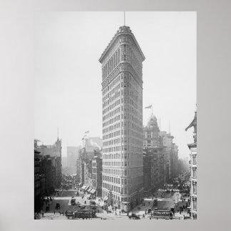 Edificio de Flatiron Impresiones